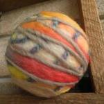 NEW - Wool Art Ball filled with Lem..